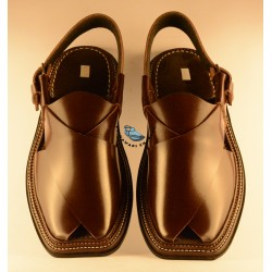 Tripple Stitched Chocolate Brown